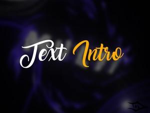 Text Intro
