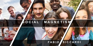 WARNING! ★SUPER SOCIAL MAGNET ★Become more famous! For Women!