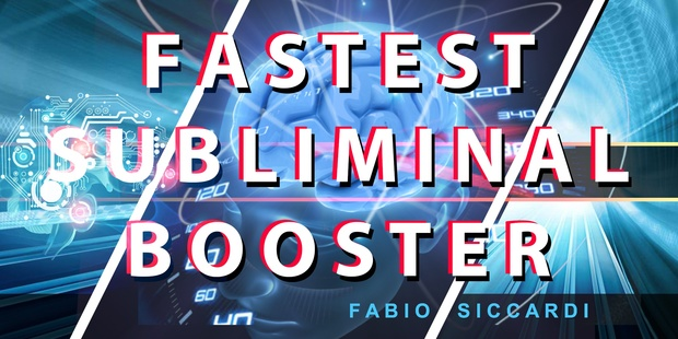 ULTIMATE★FASTEST SUBLIMINAL BOOSTER★ SUPERCHARGE YOUR RESULTS