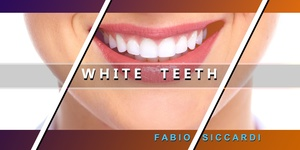 WHITEN YOUR TEETH!  Get Perfect White Teeth Naturally!   Now With Ultrasonic