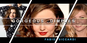 GET GORGEOUS DIMPLES (With Ultrasonic)