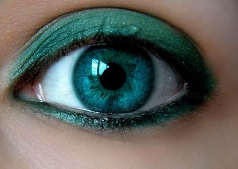 ★GET TURQUOISE EYES FAST! ★Most powerful  Subliminal