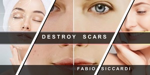 POWERFUL★DESTROY SCARS FAST★ Get your perfect and clear skin! (With Ultrasonic Option)