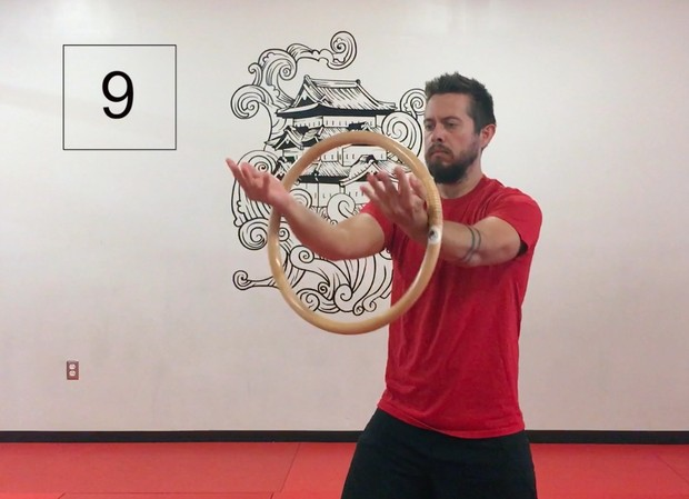 Standard Exercises One   Rattan Ring
