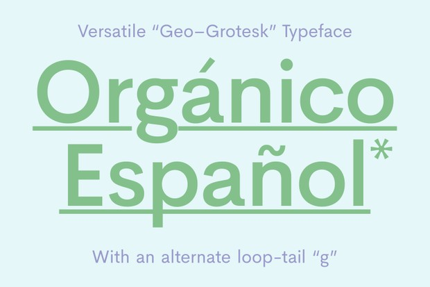 Cerebri Sans™ Typeface