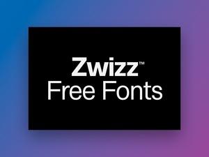 Zwizz™ Free Typeface