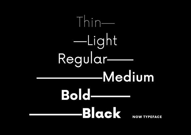 Now Typeface