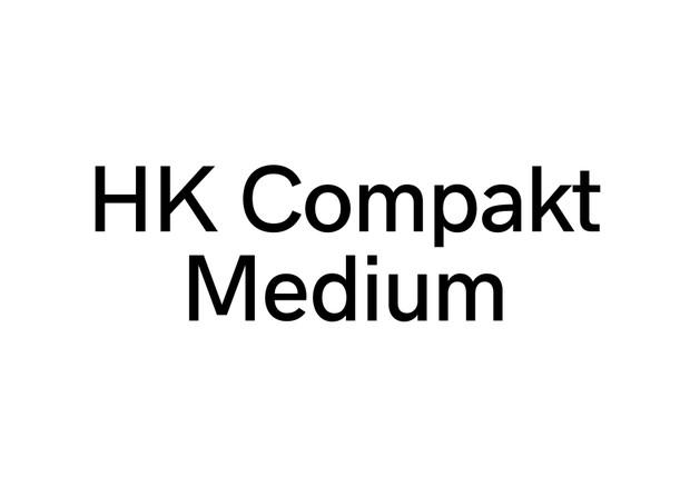 HK Compakt Medium