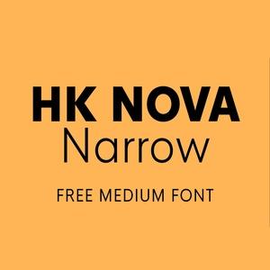 HK Nova Medium Narrow