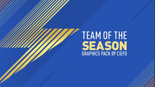TEAM OF THE SEASON GRAPHICS PACK
