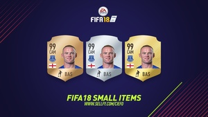 FIFA 18 SMALL ITEMS