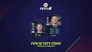 FIFA 18 TOTY ITEMS