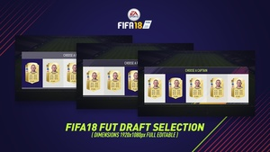 FIFA 18 FUT DRAFT SELECTION