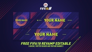 FREE FIFA 18 REVAMP