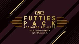 FREE FIFA 17 FUTTIES PACK