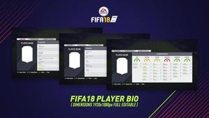 FIFA 18 PLAYER BIO