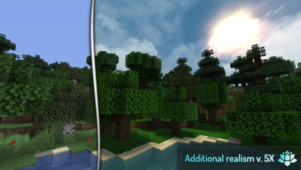 Additional realism© v. 5X // Official release -- 1.14 and above