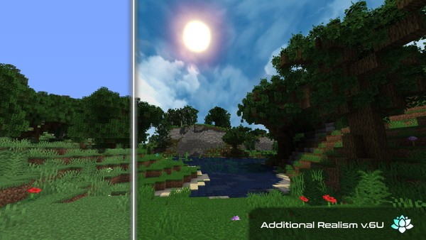 Additional realism© v.6U - Official issue (MC 1.14 to 1.15)