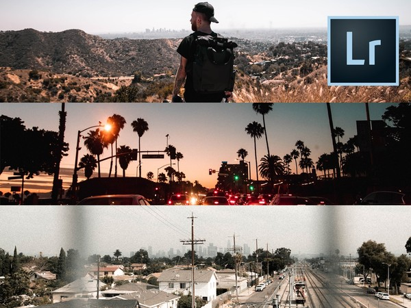 LA Lightroom Presets | 8 Pack