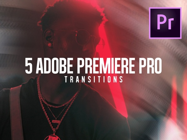 5 CR Transitions Pack 1 | Adobe Premiere Pro