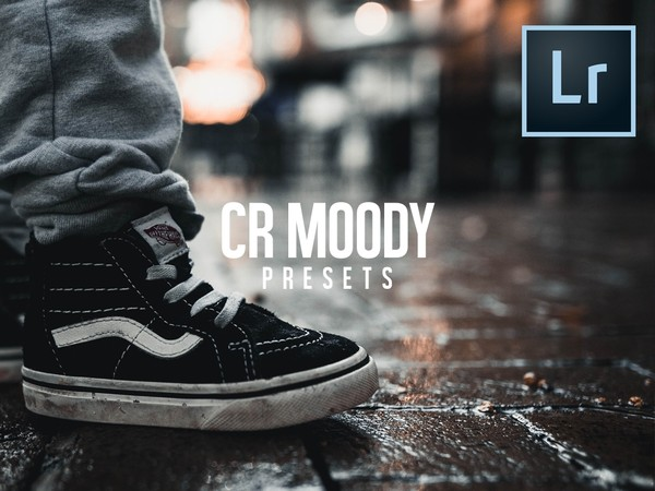 CR Moody Lightroom Presets | 6 Pack