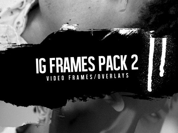 CR IG Frames Pack 2 | 28 Pack