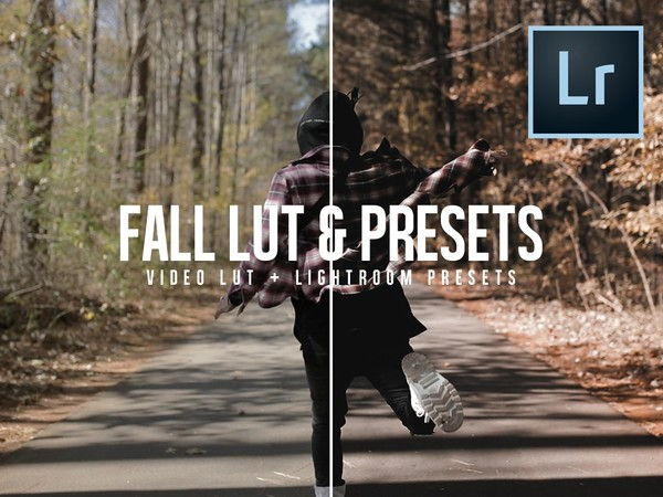 Fall LUT + Lightroom Presets | 8 Pack