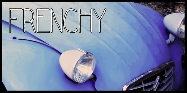 Frenchy Font