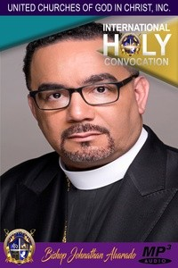 Bishop Johnathan Alvarado