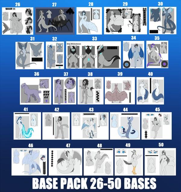 Base Pack 26-50 Bases