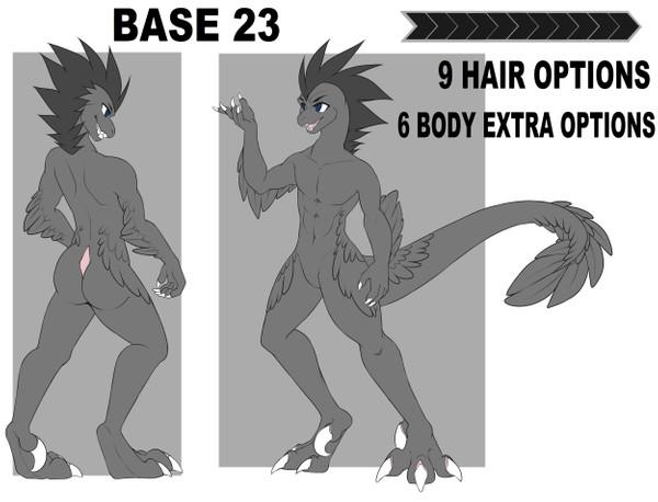 Base 23
