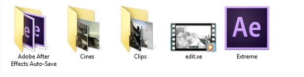 extreme.mp4 Project Fie +Clips and Cines