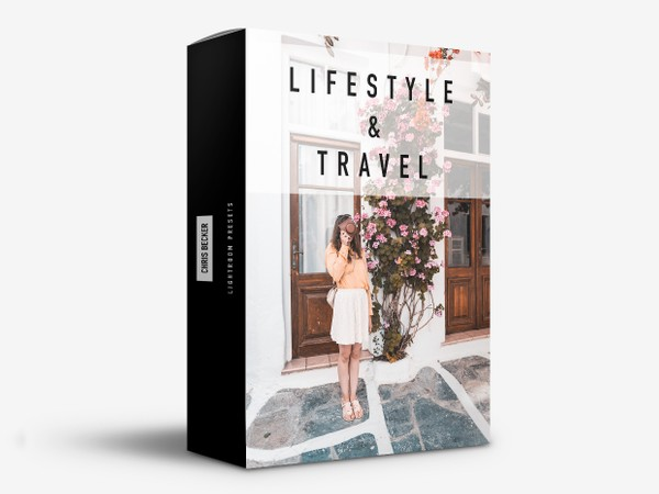 Lifestyle & Travel I 8 Lightroom Presets (Desktop & Mobile)