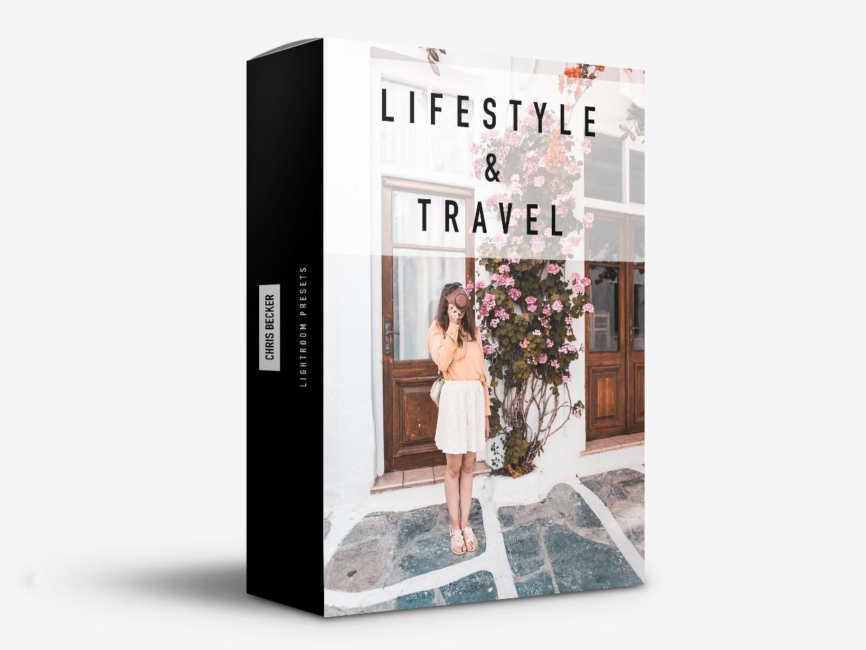 Lifestyle & Travel I 8 Lightroom Presets (Desktop & Mobile)