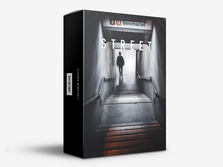 Street I 6 Lightroom Presets (Desktop & Mobile)