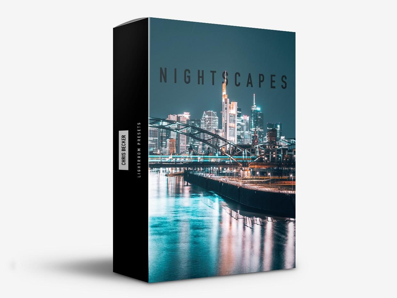 Nightscapes I 5 Lightroom Presets (Desktop & Mobile)