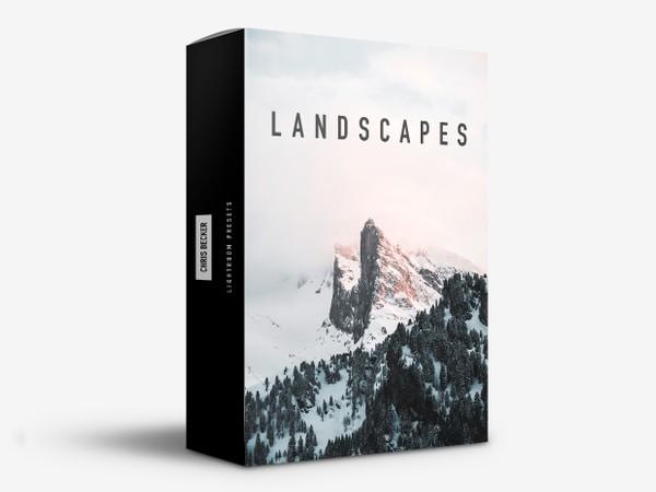 Landscapes I 10 Lightroom Presets (Desktop & Mobile)