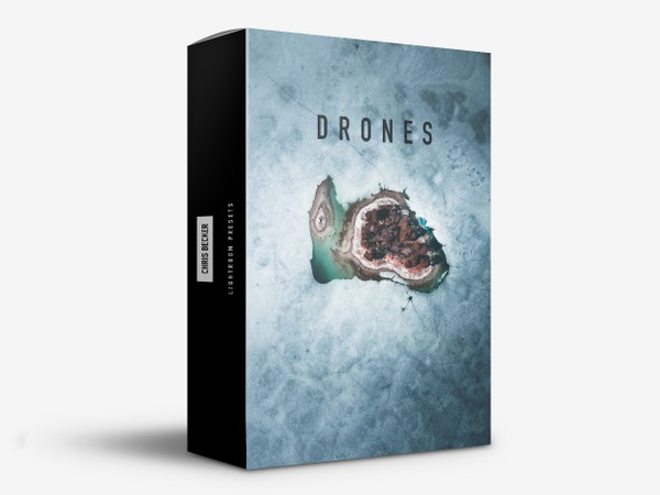 Drones I 4 Lightroom Presets (Desktop & Mobile)