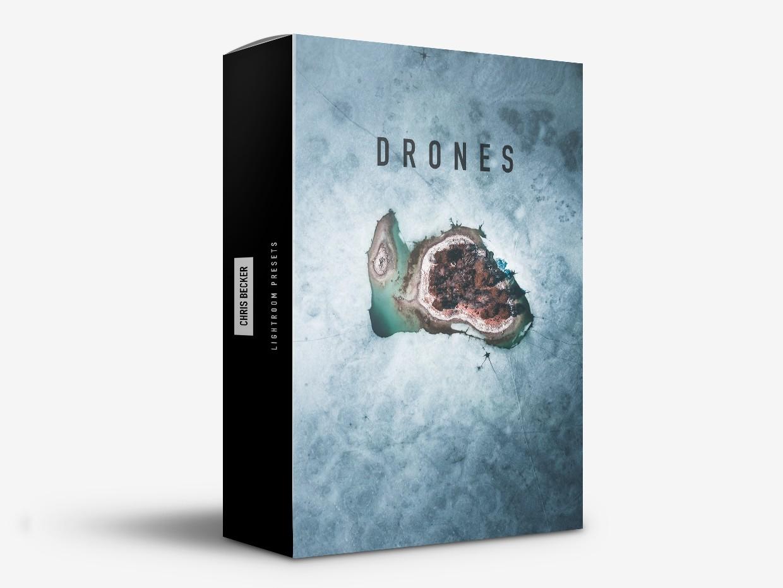 Drones I 4 Lightroom Presets (Desktop & Mobile)