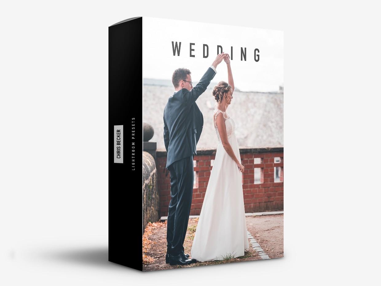 Wedding I 11 Lightroom Presets (Desktop & Mobile)