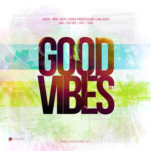 Good Vibes Audio Loop & MIDI Kit Vol.1
