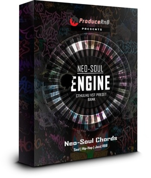 Neo-Soul Chord Engine for Cthulhu VST