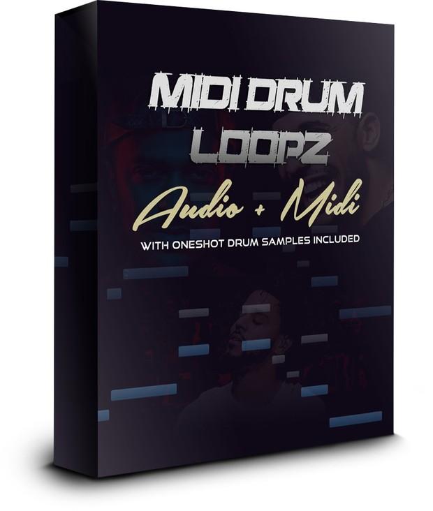 MIDI Drum Loopz Vol.1