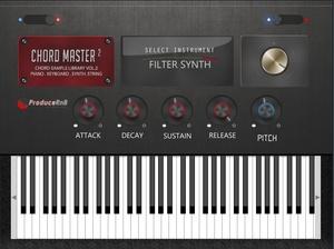 Chord Master Volume 2