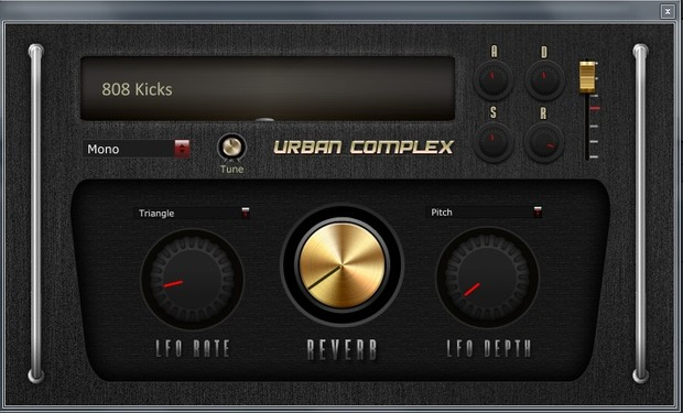 Urban Complex VST for Windows and Mac