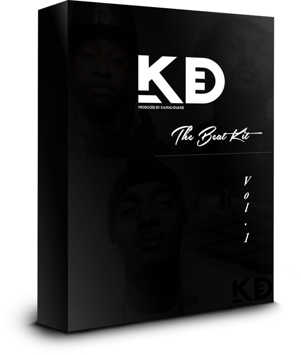 The Beat Kit Vol. 1