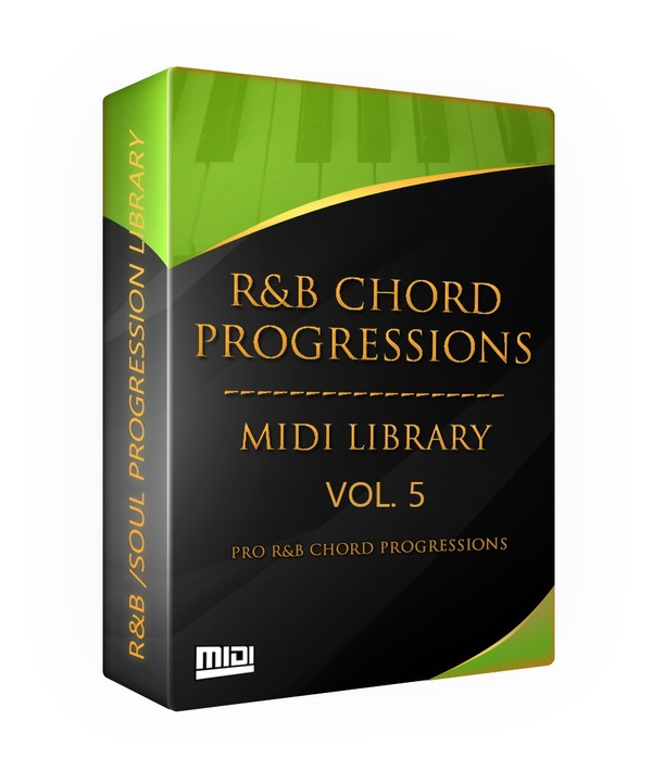 The R&B Chord Progressions Volume 5