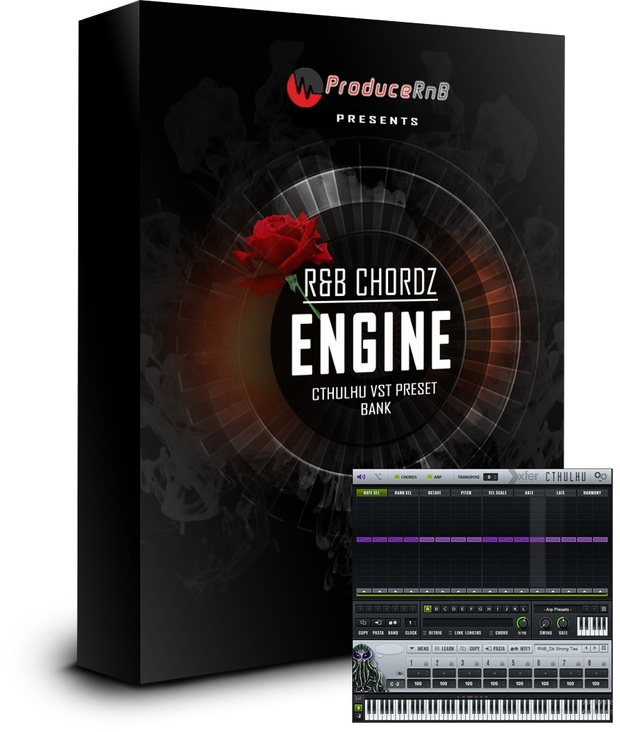 The R&B Chord Engine for CTHULHU