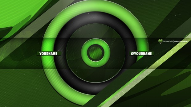 Stoop YouTube Channel Banner Template