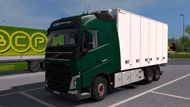 Volvo FH16 Tandem